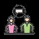 Bestaat uit vier bijeenkomsten van 1 tot 1,5 uur. Drie individuele gesprekken en een gesprek samen met de ouders. We gaan vooral samen op zoek naar wie jij bent, wat jou drijft, welke talenten je hebt en wat je verwacht van je opleiding en je toekomst daarna. Hierdoor ben je in staat om de vele mogelijkheden voor jou terug te brengen naar een bepaalde richting waarop je je kan gaan focussen en waarna je gerichter de opleidingen die bij je passen kunt gaan benaderen. Kosten: € 250,-